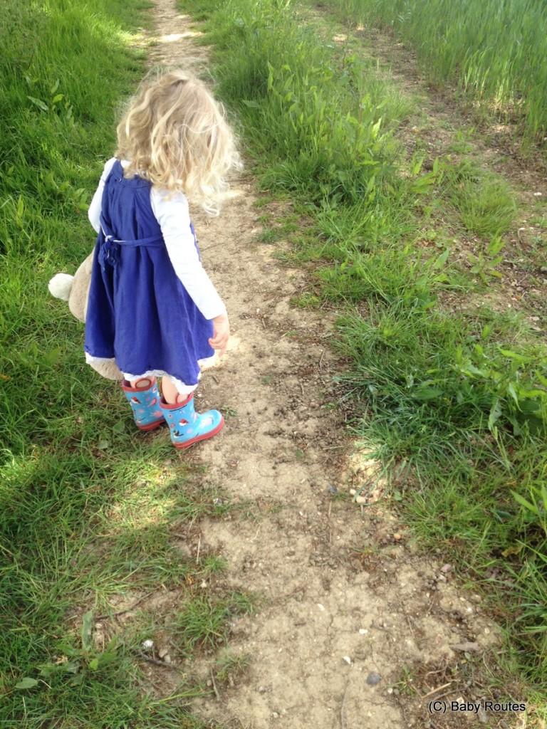 Peter Rabbit Walk #30dayswild