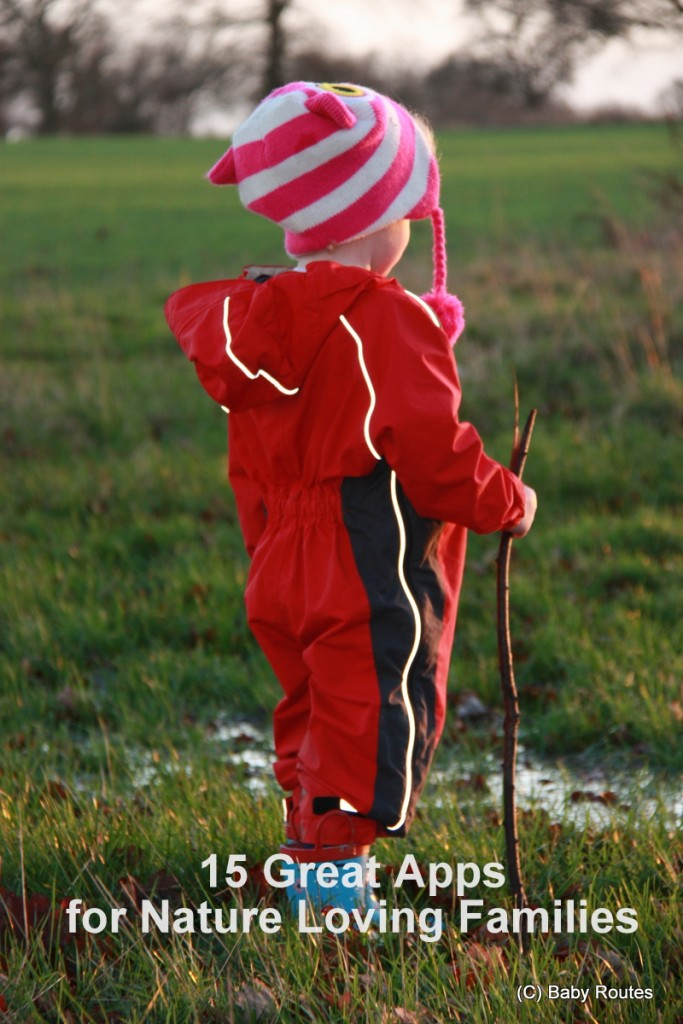 15 Great Apps for Nature Loving Families