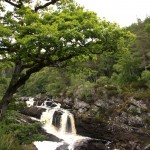 Rogie Falls Salmon Walk, Skoda Superb Scotland Trip, Baby Routes