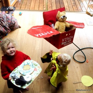 Flying Long Haul with Kids on Virgin Atlantic