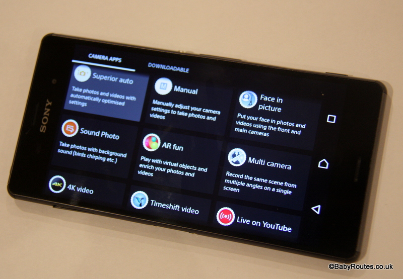 Three & Sony Xperia Z3 Review
