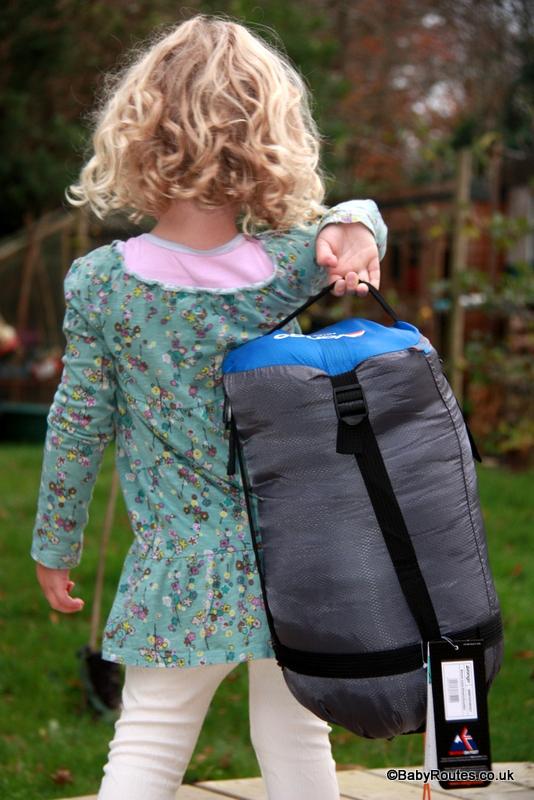 Vango Nitestar Junior sleeping bag for children