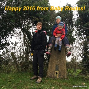 Baby Routes trig point
