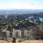 Hollywood Sign & Mt. Lee Walk, California