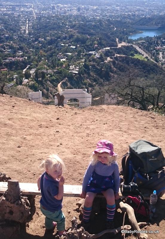 Hollywood Sign, Los Angeles, California, USA