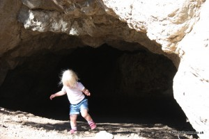 Bronson Caves Batman Walk