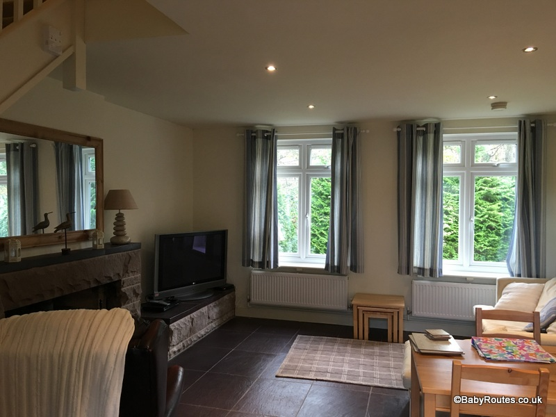 Sitting room, Brackenhurst, Norfolk Cottages, Accommodation Review in West Runton, Norfolk.