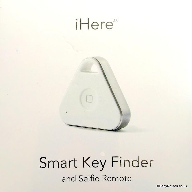 iHere Key Finder