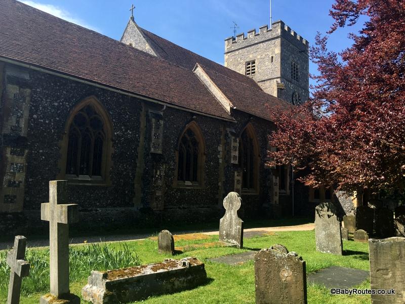 Church of St. Andrews, Sonning, Berkshire, UK