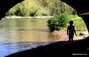 River Thames, Sonning, Berkshire, UK