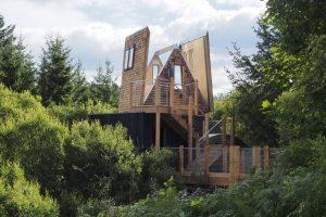 Sky Den, Canopy & Stars, Unusual sleepover and camping locations, family uk