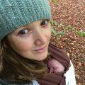 hugabub baby on walk