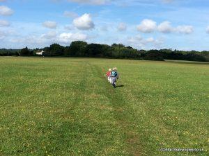 Maidensgrove to Pishill Common