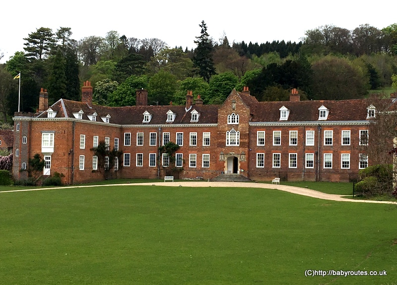 Stonor Park and Wonder Woods, Henley-on-Thames