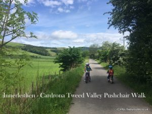 Tweed Valley Cycle Path (Innerleithen to Cardrona)
