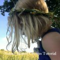 How to make a Nature Flower Crown