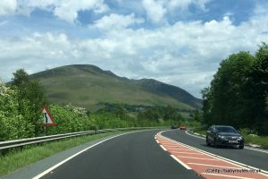 A591 Lake District Motorway Service Station Alternative