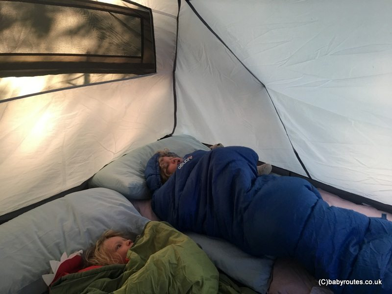 The Family Camping Troubleshooter: Tips for Nervous Campers