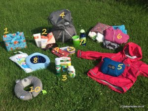 Travel Essentials for Kids