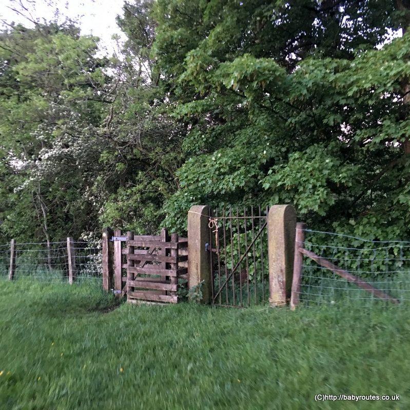 Slaidburn Easy Village Walk, Forest of Bowland, Lancashire