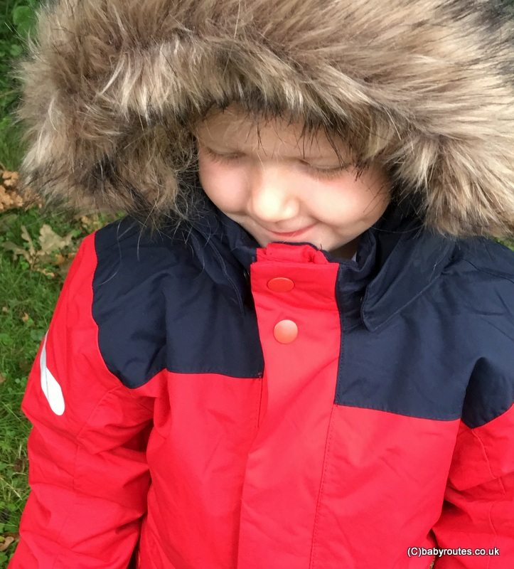 Outdoor Winter Kit for School Age Kids