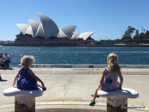 A stop-over in Sydney, Australia with kids, Baby Routes
