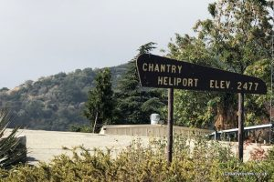 Helipad, Chantry Flat Helipad Hike, Los Angeles, California, USA