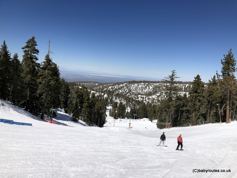 skiing near LA, Free Family Fun in Los Angeles