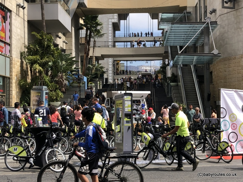 CycLAvia in Hollywood,  Free Family Fun in Los Angeles